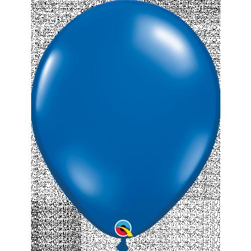 "16"" Sapphire Blue 50 Latex"