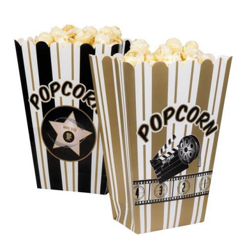 Hollywood Popcorn Bowls