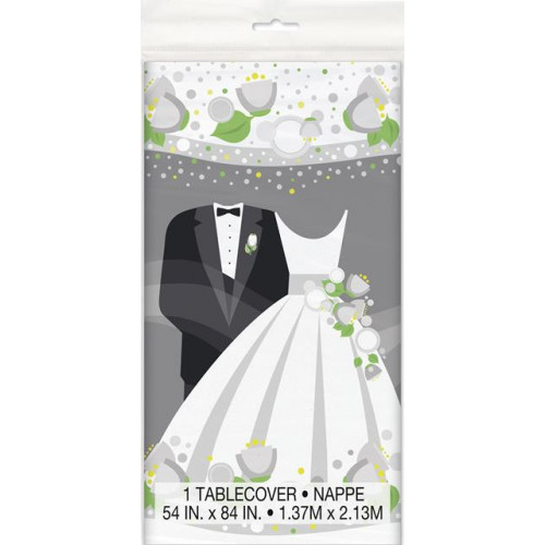 Silver Anniversary Tablecover
