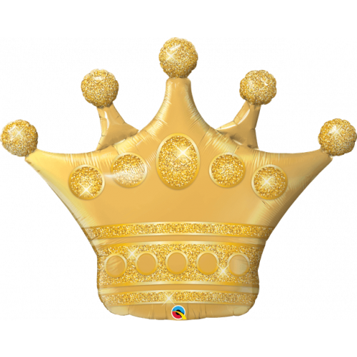 "41"" Golden Crown Supershape"