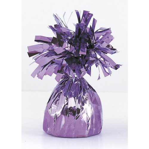 FOIL BALLOON WEIGHT - LAVENDER 6 PIECES 6 PIECES