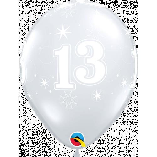 """11"""" Pk25 Age 13"""