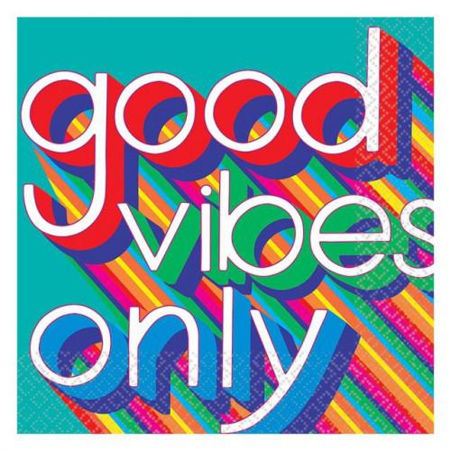 Good Vibes Napkins