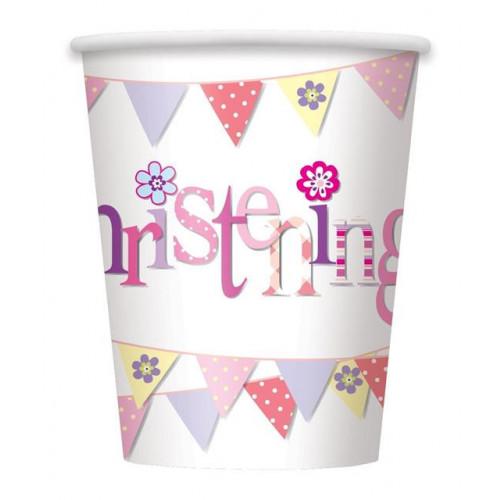 Christening Cups