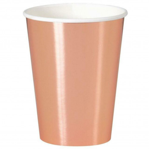 8 Rose Gold 12oz Cup