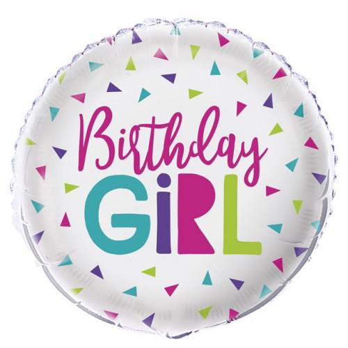 "18"" Birthday Girl"
