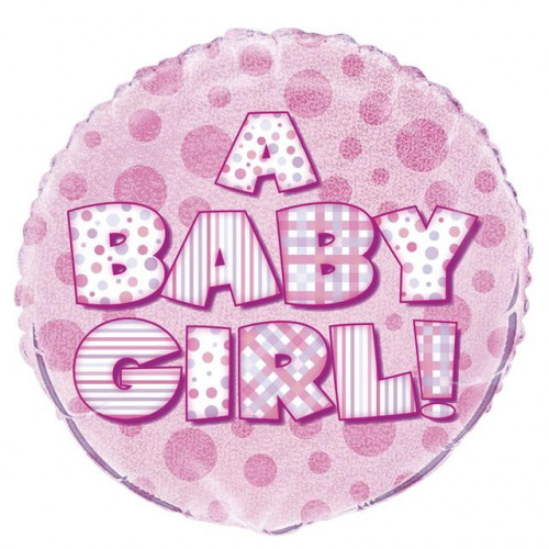 "18"" A Baby Girl"