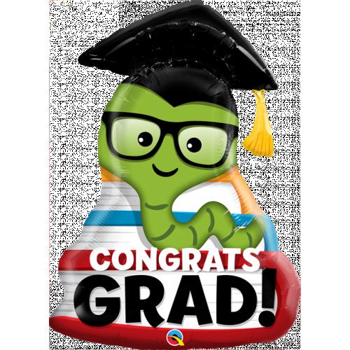 """37"""" Graduation Congrats"""
