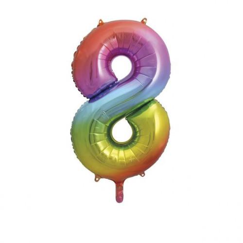 "34"" Number 8 Supershape"