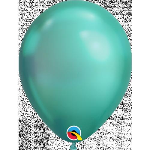 "11"" Chrome Green Pk100 Latex"