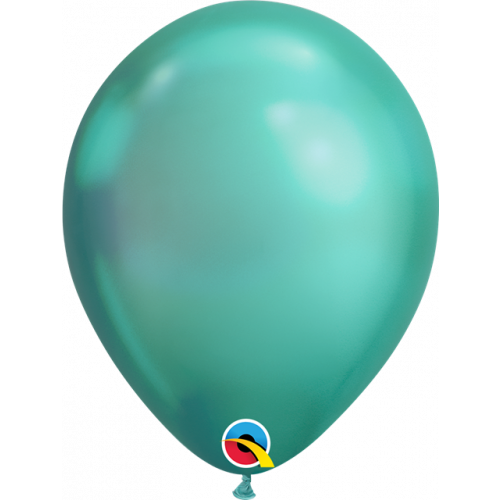 "11"" Chrome Green Pk25 Latex"
