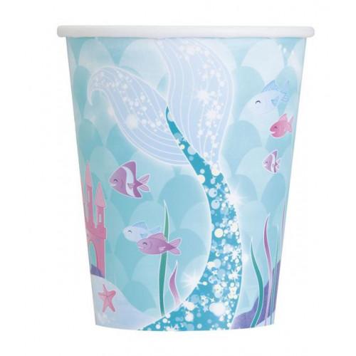 Mermaid Cups