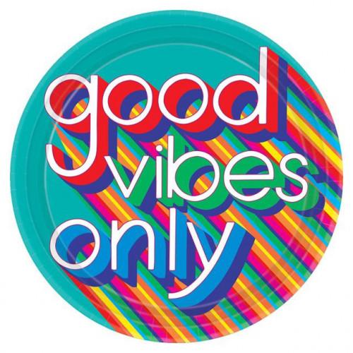 Good Vibes Plate