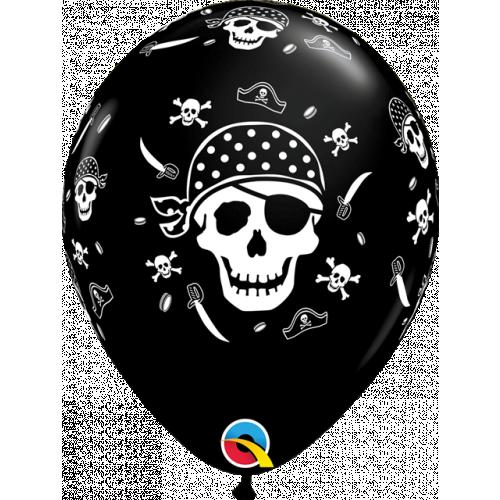 "11"" Onyx Black Pk25 Pirate"