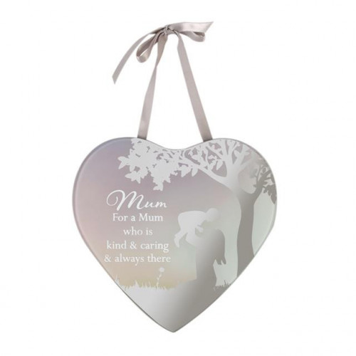Mum & Boy Plaque