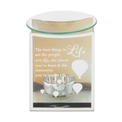 REFLECTIONS OF THE HEART OIL BURNER 'LIFE'