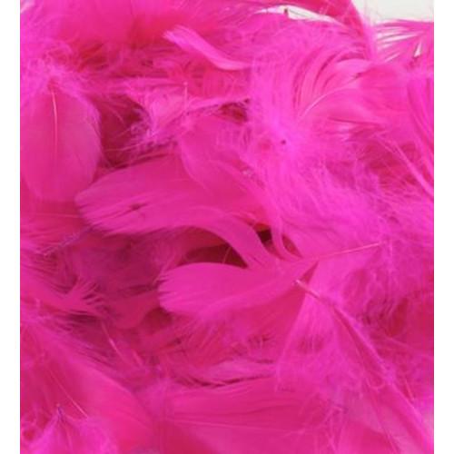 50G Bag Fuchsia Feathers