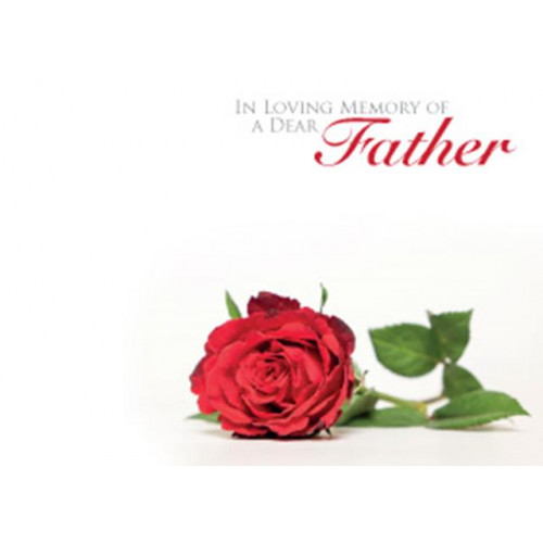 Large Cards ILM Of A Dear Father