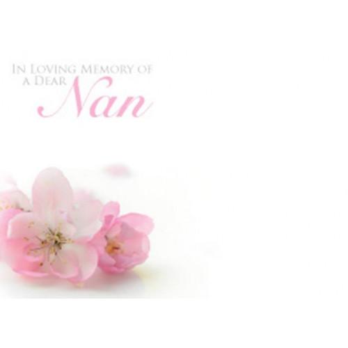 Large Cards ILM Of A Dear Nan