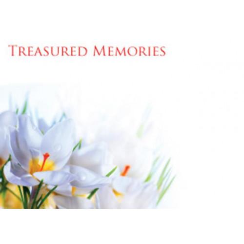 Large Cards Treasured Memories