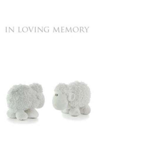 Large Cards In Loving Memory