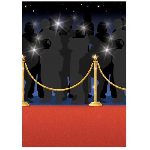 Red Carpet Scene Setter