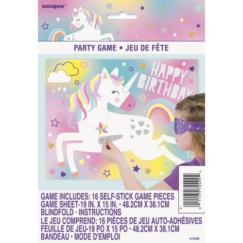 Unicorn Party Game
