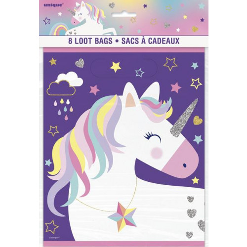 Unicorn Loot Bag