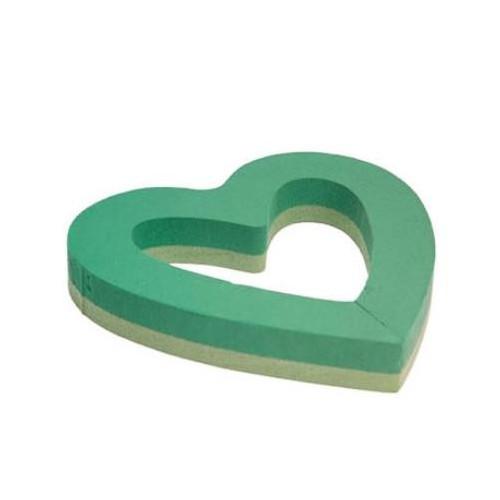"""Foam Frames 38Cm(15"""") Open Heart"""
