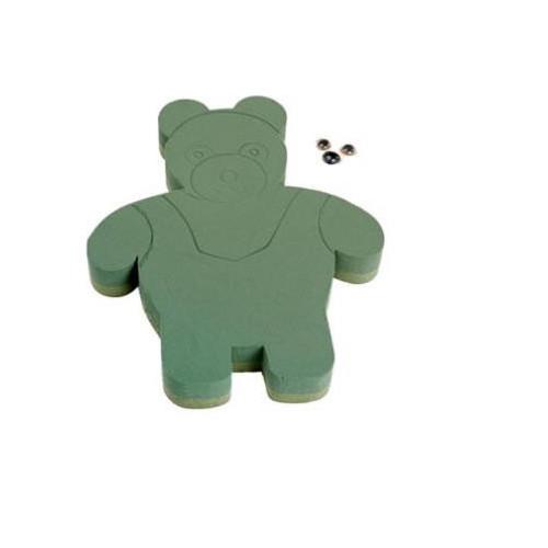 """19"""" Foam Frames Standing Teddy Bear"""