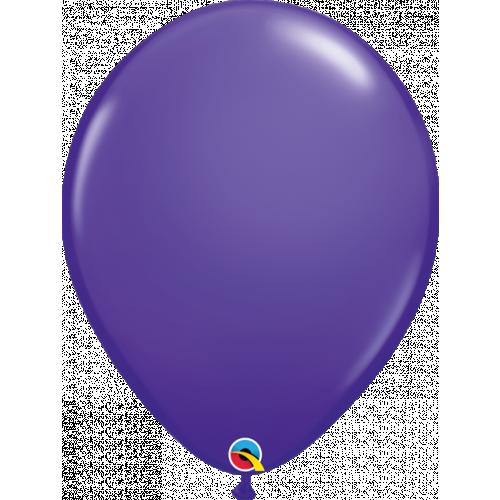 """16"""" Purple Violet 50 Latex"""