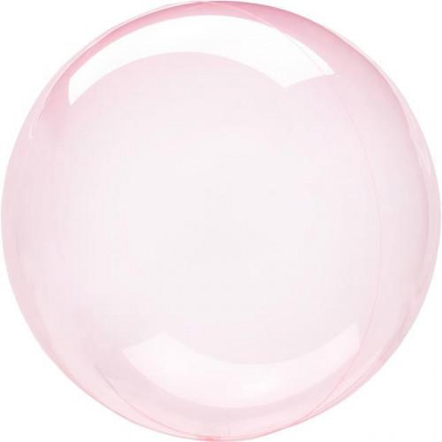 CLEARZ: CRYSTAL DARK PINK