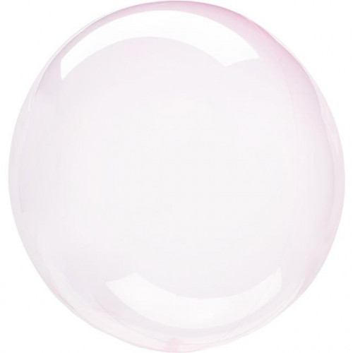 CLEARZ: CRYSTAL LIGHT PINK