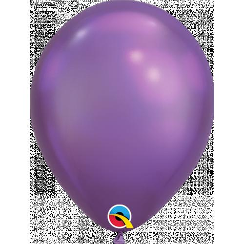 "7"" Chrome Purple Latex"