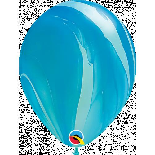 """11"""" Blue Agate Pk25"""