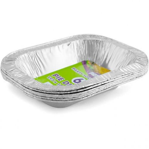 20cm Foil Pie Dish