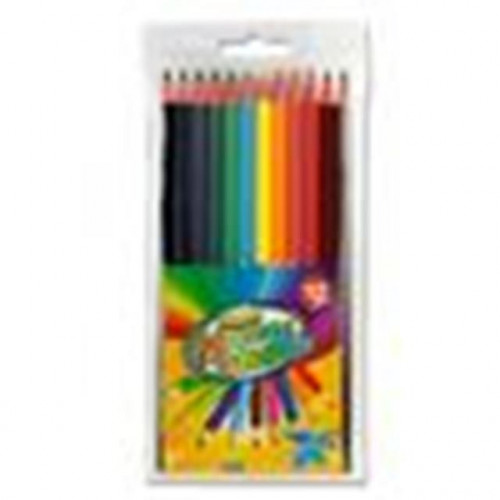 Full size colouring pencils