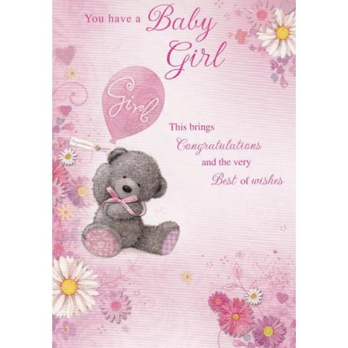 Baby Girl C50 Pk6