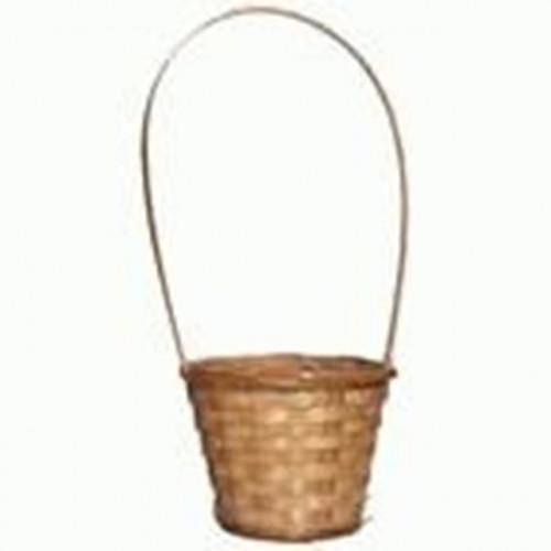 Ottawa Nat.Bamboo Violet Basket