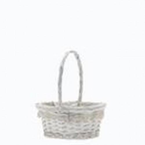 Oval Vic/Basket 24X17Cm
