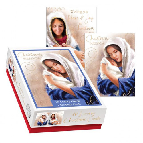 Madonna & Child Box Assotments