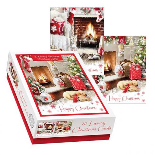 Fireside Snug Box Assotments