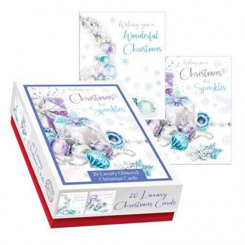 Festive Sparkle Box Assotments