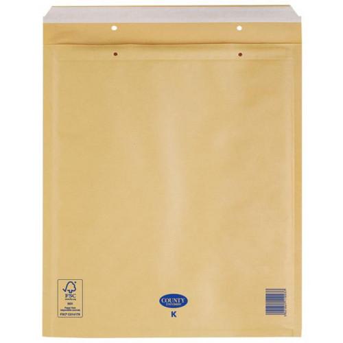 Bubble Envelope's Size K Pack 10
