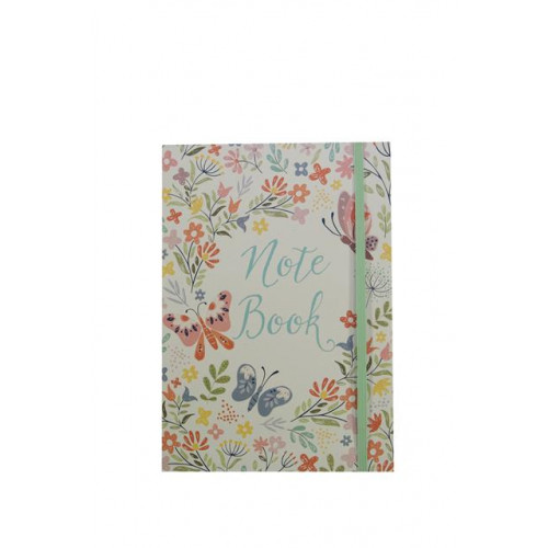 Pk 6 MEADOW A5 NOTE BOOK