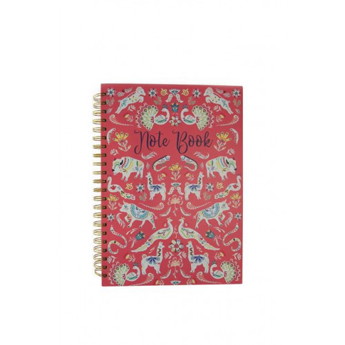 Mexicana Party Note Book