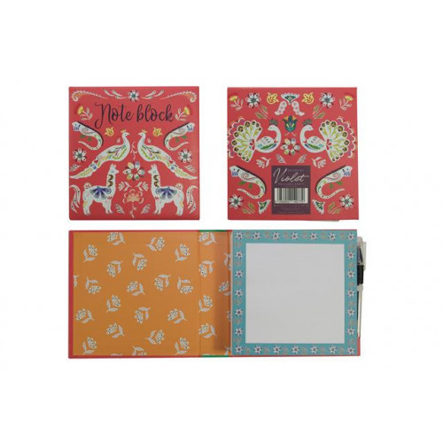 MEXICANA PARTY NOTE BLOCK