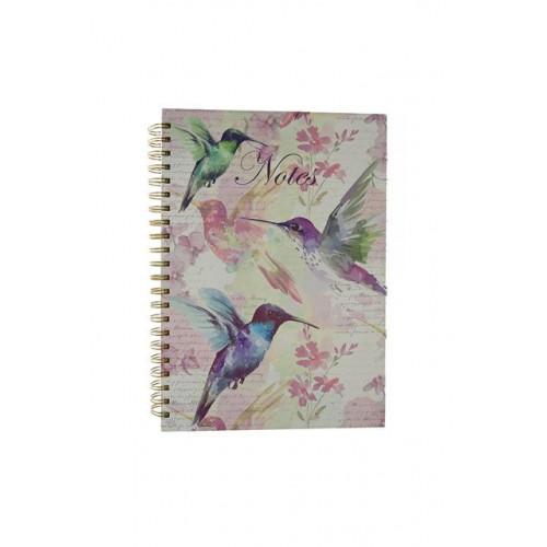 HUMMINGBIRD A4 NOTE BOOK