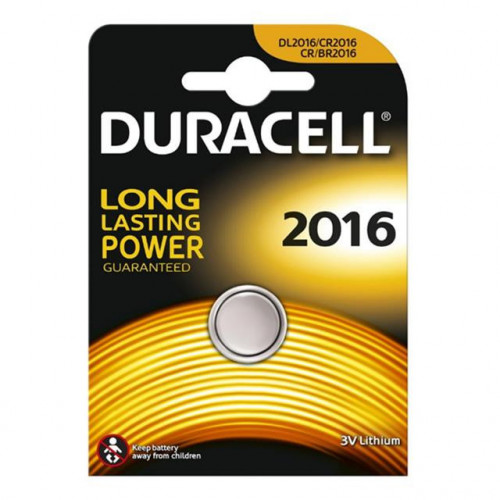 Duracell lithium coin battery 3V