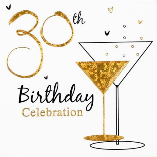 Age 30 Invitations